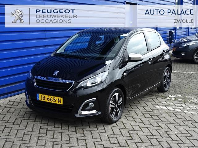 Peugeot 108 1.0 68pk 5d allure airco bluetooth  lm velgen