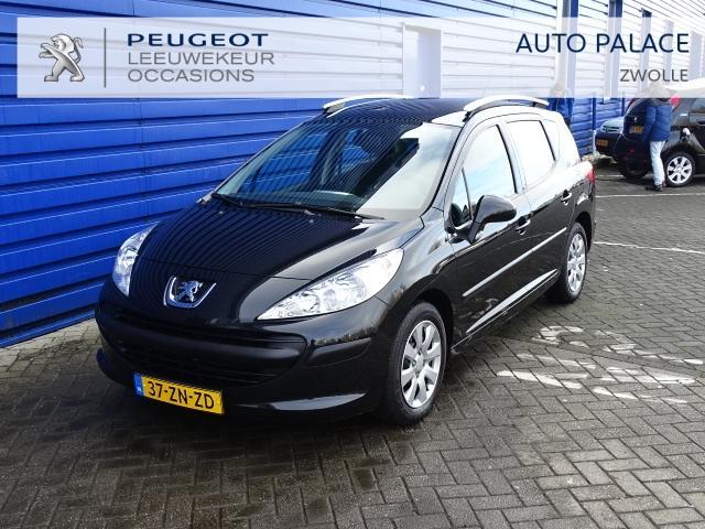 Peugeot 207 1.4 vti 16v sw x-line  airco trekhaak radio