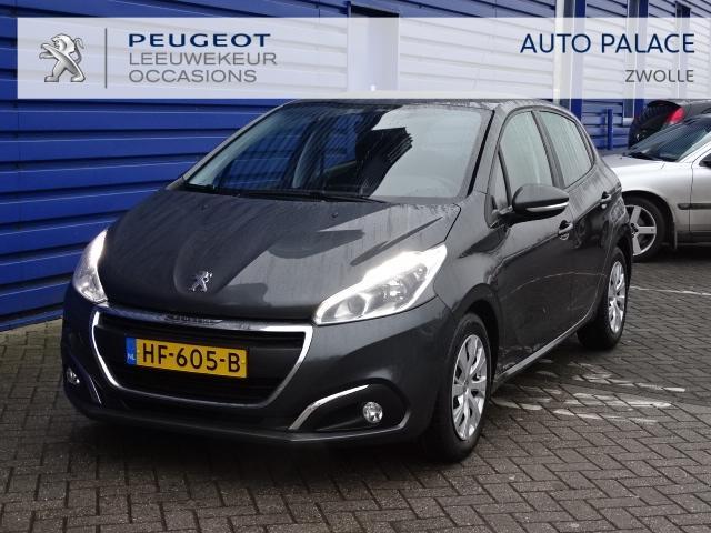 Peugeot 208 1.6 bluehdi 75pk blue lease navigatie airco cruise 14%bijtelling