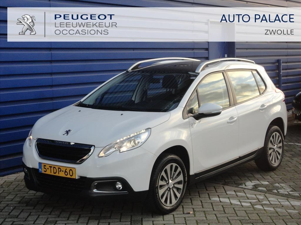 Peugeot 2008 1.2 e-vti 82pk active pack premium automaat navi clima panodak
