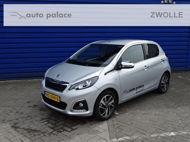 Peugeot 108 1.0 e-vti 68pk 5d collection climate control lm wielen cruise