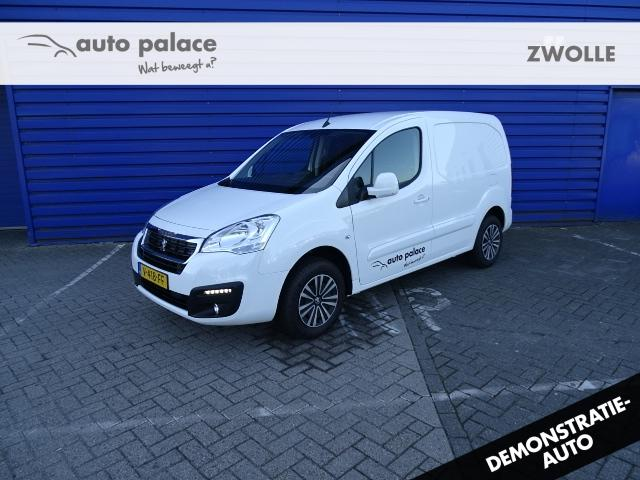 Peugeot Partner Gb full electric l1 67pk premium airco navigatie cruise sensoren