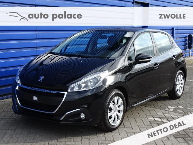 Peugeot 208 1.2 82pk 5d blue lion netto deal