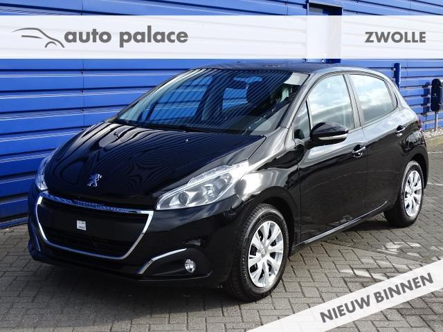 Peugeot 208 1.2 82pk 5d blue lion netto deal