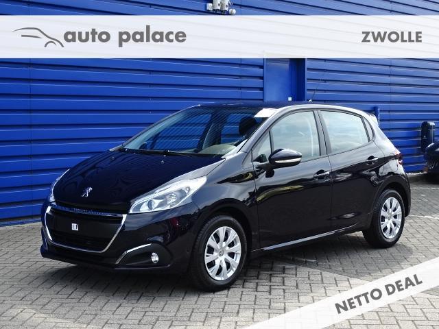 Peugeot 208 1.2 82pk 5d blue lion netto deal!