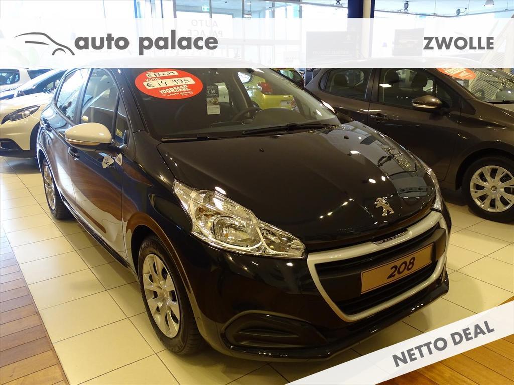 Peugeot 208 1.2 puretech 68pk