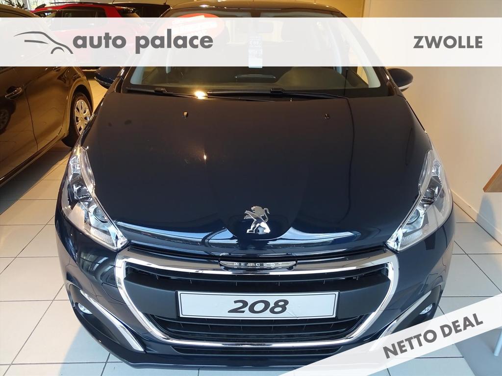 Peugeot 208 1.2 puretech 82pk 5d blue lion