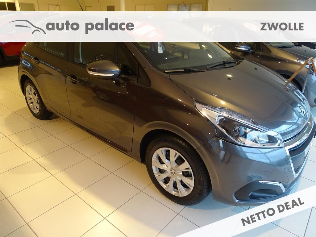 Peugeot 208 1.2 vti 60kw/82pk 5-d