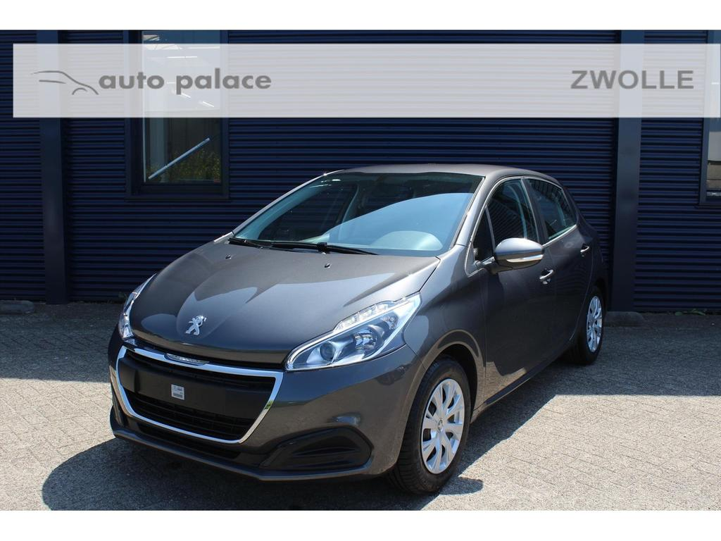 Peugeot 208 1.2 82pk active automaat netto deal!