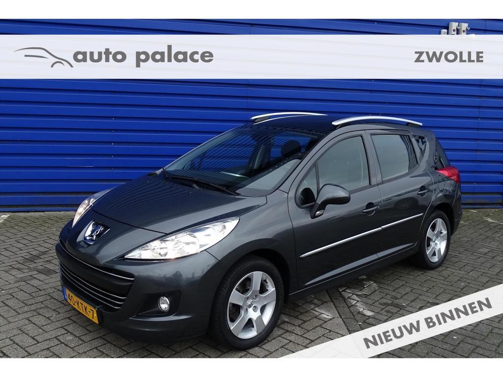 Peugeot 207 1.6 16v sw outdoor navi cruise