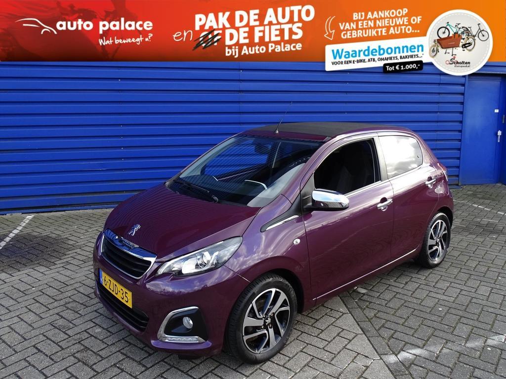 Peugeot 108 1.0 12v 68pk 5dr