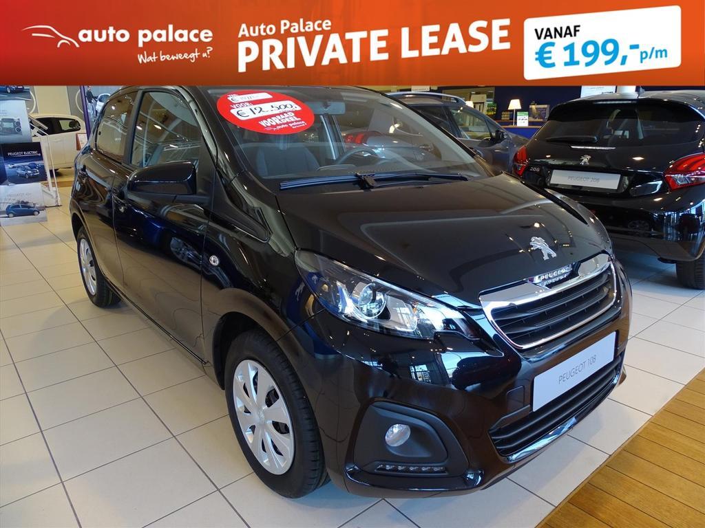 Peugeot 108 1.0 e-vti 72pk 5d active airco