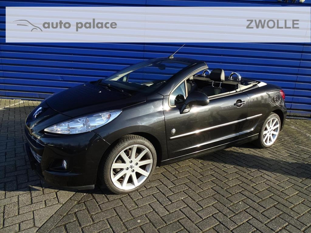 Peugeot 207 1.6 vti 120pk, roland garros, leder, clima!