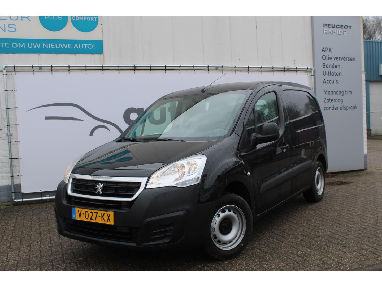 Peugeot Partner 1.6 100 pk premium airco achterklep met raam