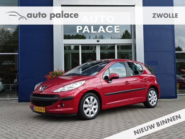 Peugeot 207 5drs automaat
