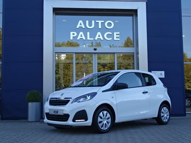 Peugeot 108 1.0 e-vti 68pk 3d access actie €9999,-