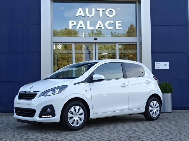 Peugeot 108 1.0 72pk 5d active