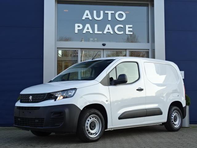 Peugeot Partner 1.6 bluehdi 75pk 650kg pro