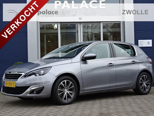 Peugeot 308 1.2 puretech 130pk s&s allure