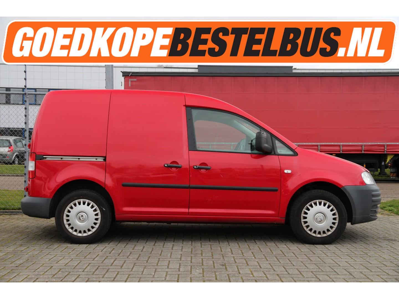 Volkswagen Caddy 1.9 tdi 105pk * excl. btw * cruise * zo meenemen..