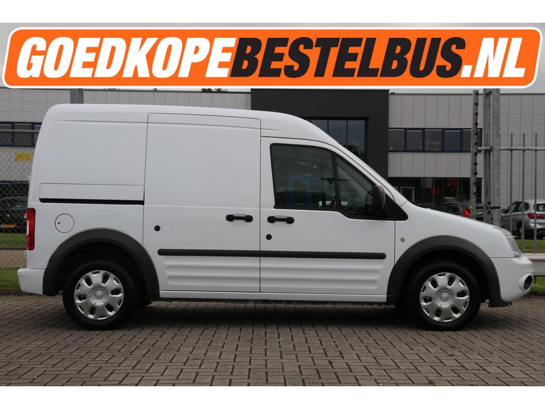 Ford Transit connect T230l 1.8 tdci 90 * apk 06-2022 * verhoogd * trekhaak * cruise * airco..