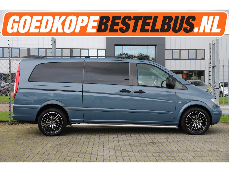 Mercedes-benz Vito 120 3.0 cdi v6 * xl * camera * navi * cruise * lm velgen..