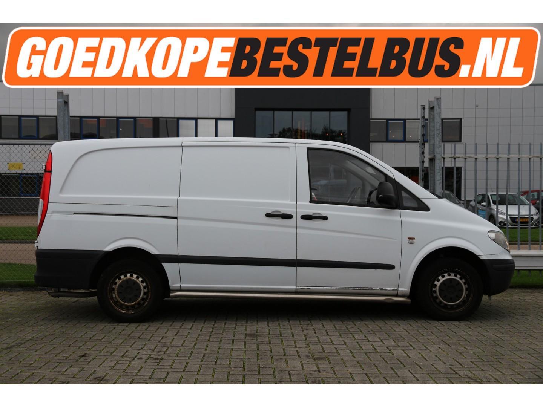Mercedes-benz Vito 109 cdi * koelauto * koelwagen * lang * apk 03-2020!!