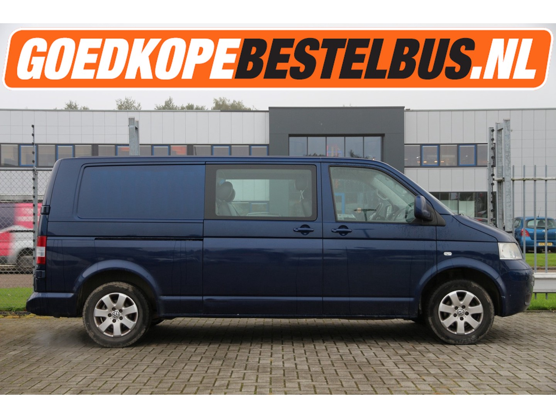 Volkswagen Transporter 2.5 tdi 174pk * dc * 4motion * excl. btw * lang * cruise * airco * handel of export..