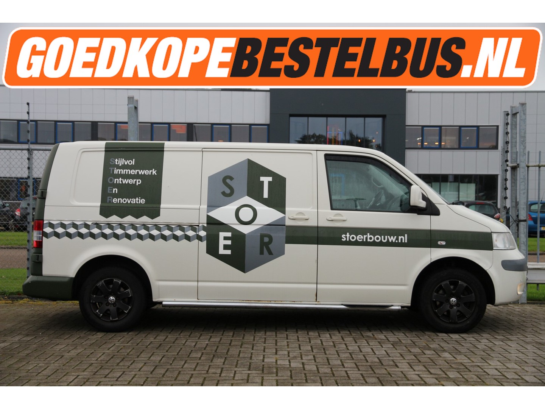 Volkswagen Transporter 2.5 tdi 130pk * aut. * lang * excl. btw * cruise * airco..