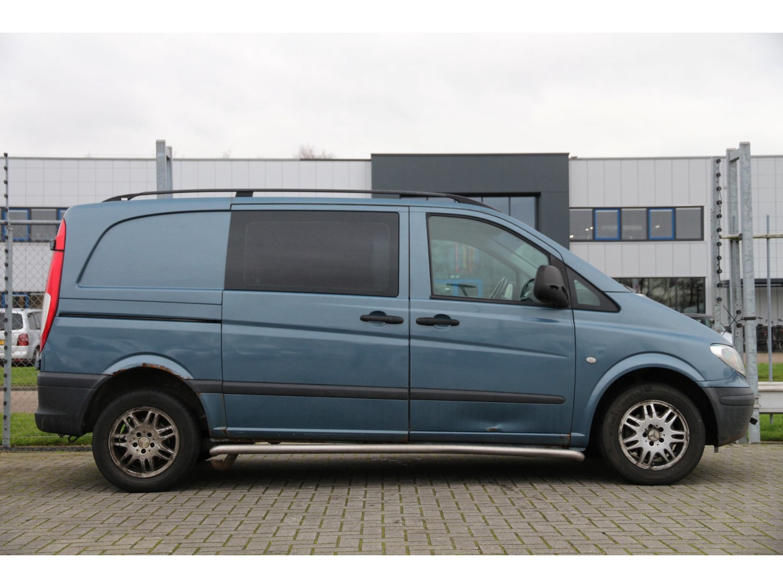 Mercedes-benz Vito 115 cdi * aut * kort * cruise * géén apk * excl. btw/vat..