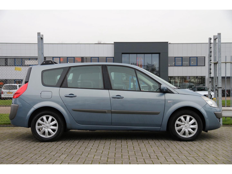 Renault Grand scénic 2.0 16v 135pk * 5p * climatronic * cruise * zo meenemen..