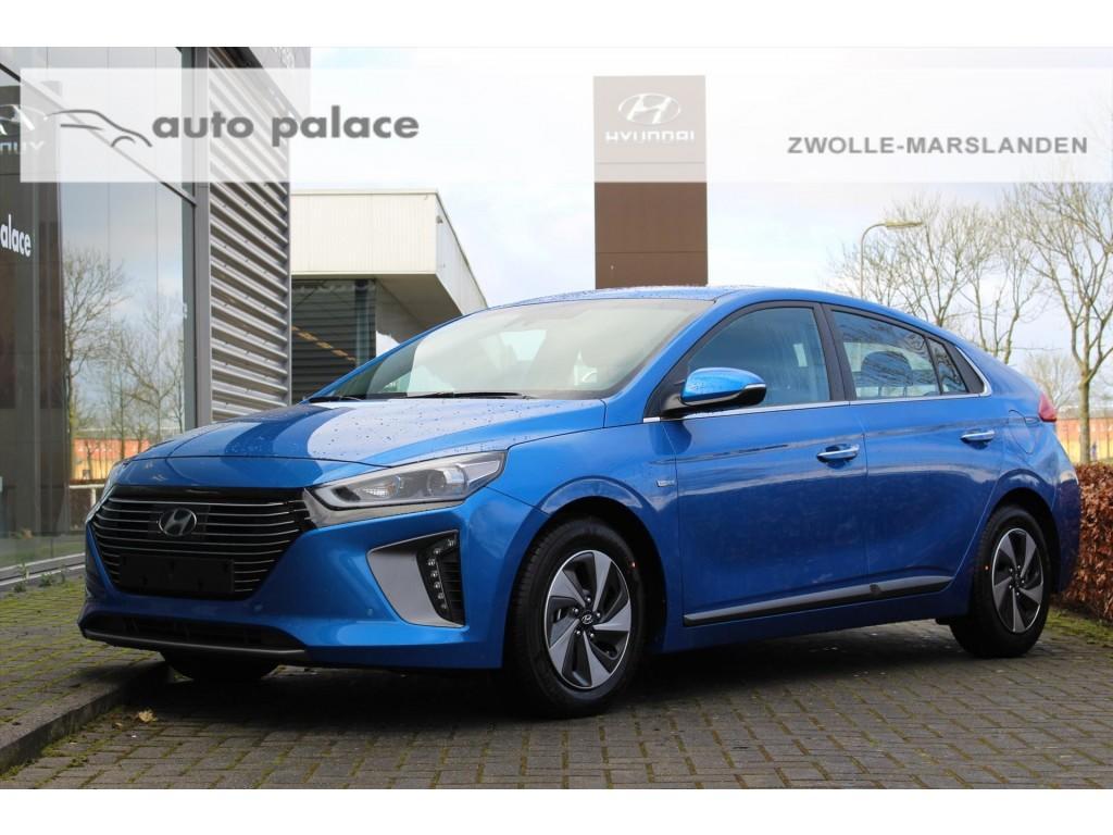 Hyundai Ioniq Hybrid 1st edition