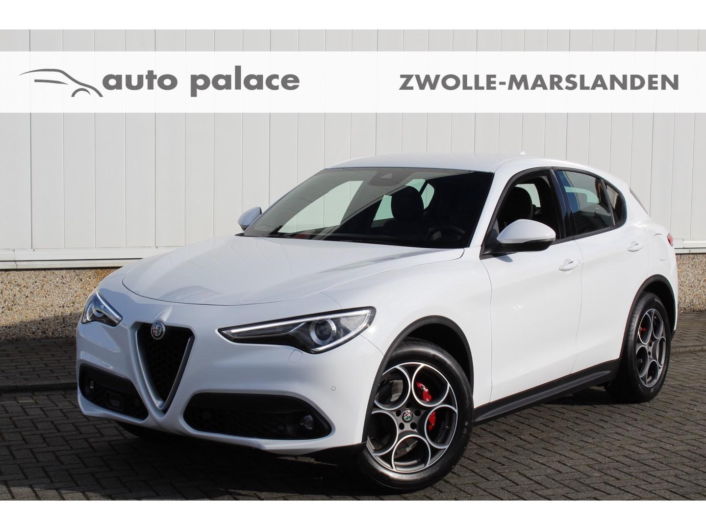 Alfa romeo Stelvio 2.2 jtd at 180pk super corporate edition