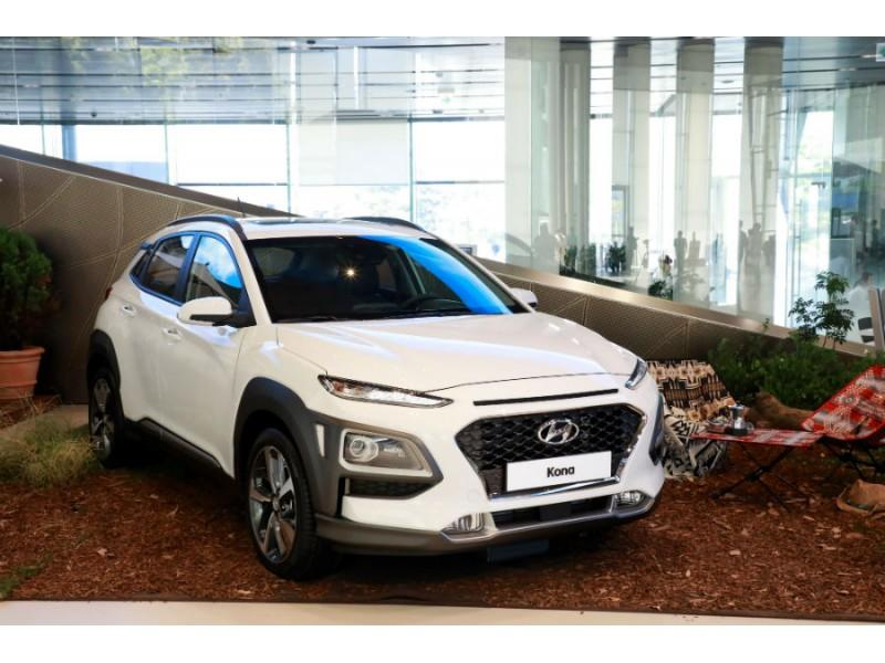 Hyundai Kona 120 pk fashion