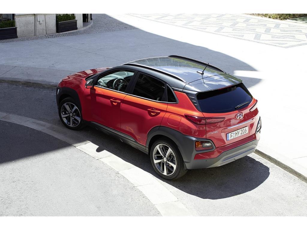 Hyundai Kona 120 pk fashion