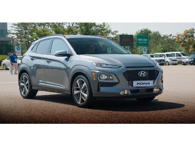Hyundai Kona Comfort plus