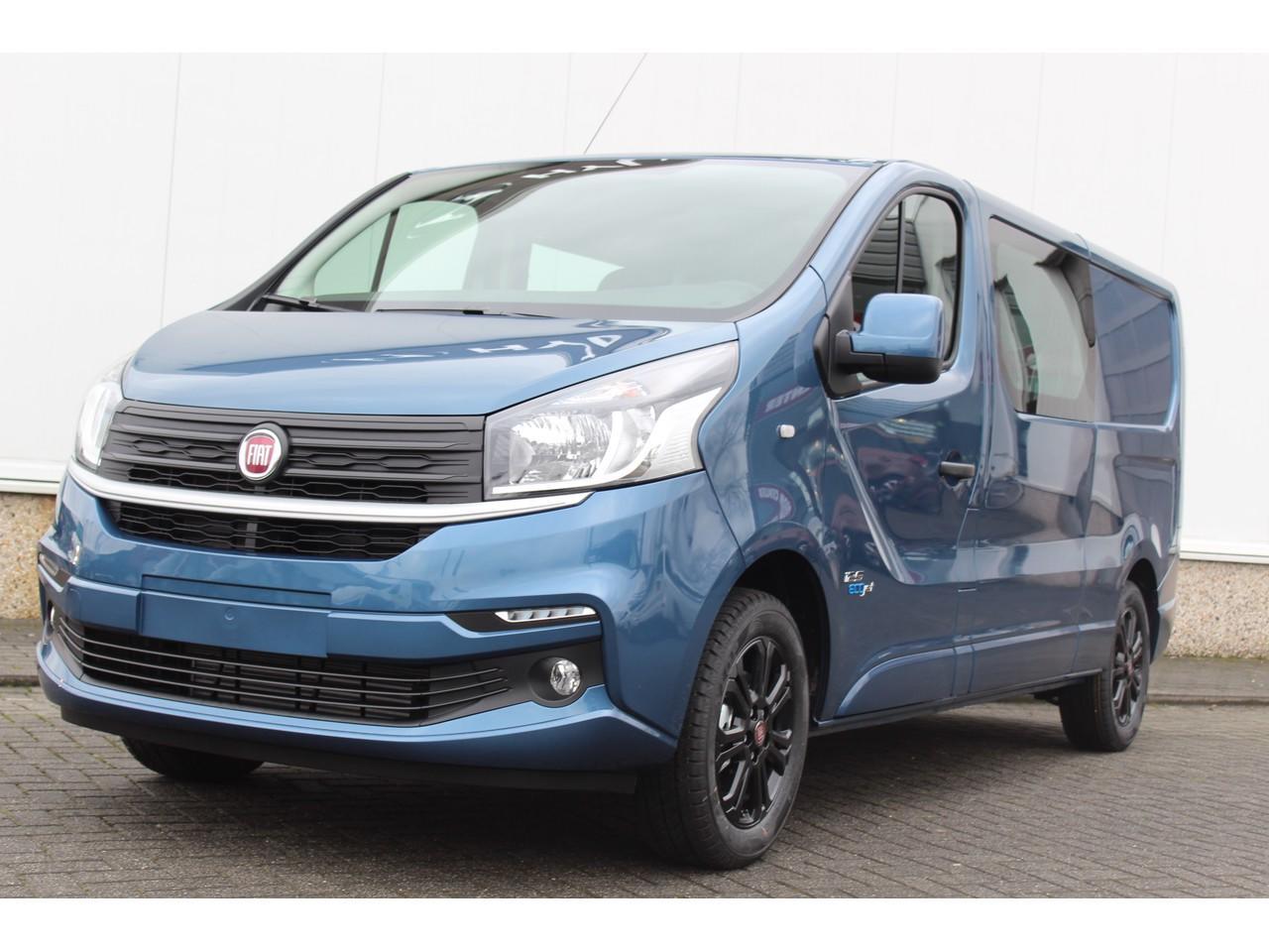 Fiat Talento Business pro l2h1 125pk.