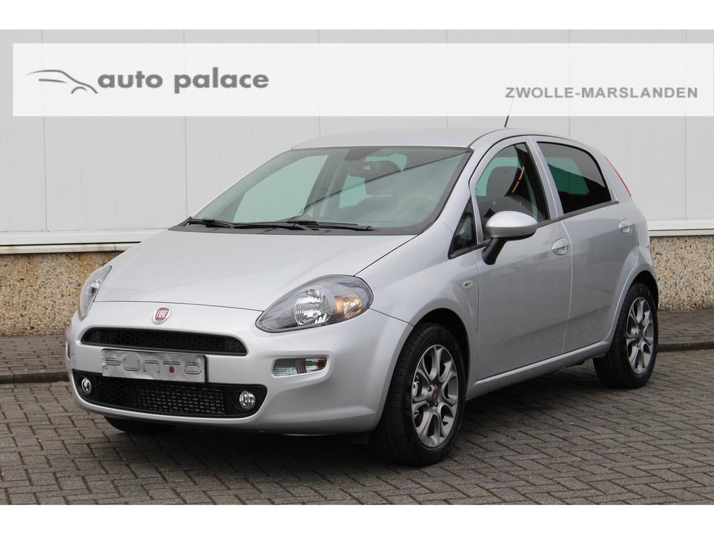Fiat Punto 0.9 twinair turbo 100pk 5d sempre
