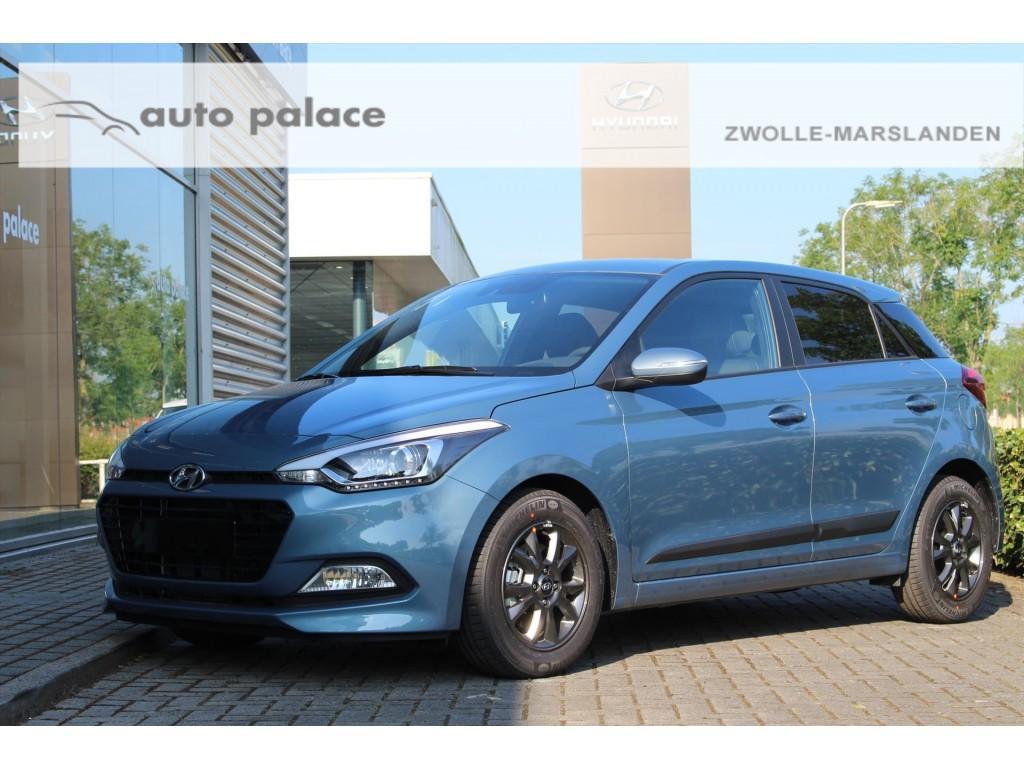 Hyundai I20 100pk black edition