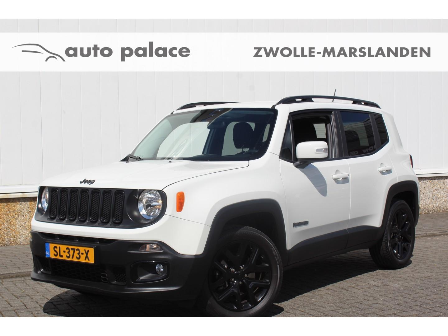 Jeep Renegade 1.6 e-torq 110pk fwd night eagle ii