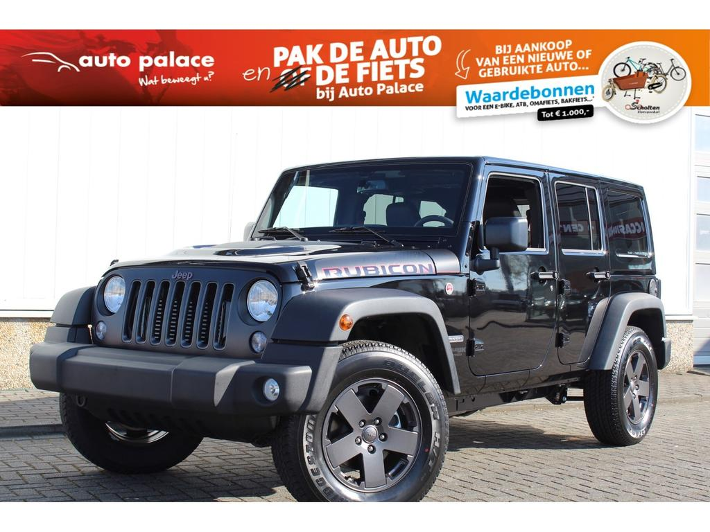 Jeep Wrangler 2.8 16v 200pk 4d aut. (euro 6) unlimited rubicon