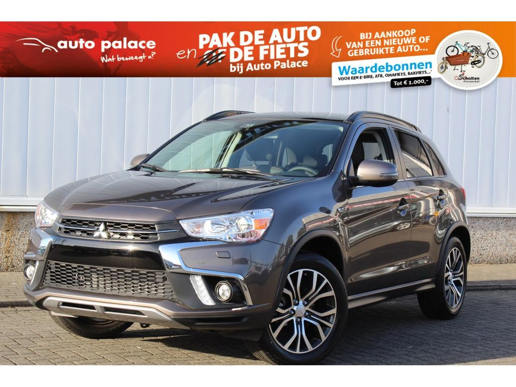 Mitsubishi Asx 1.6 mivec cleartec 117pk auto stop & go instyle