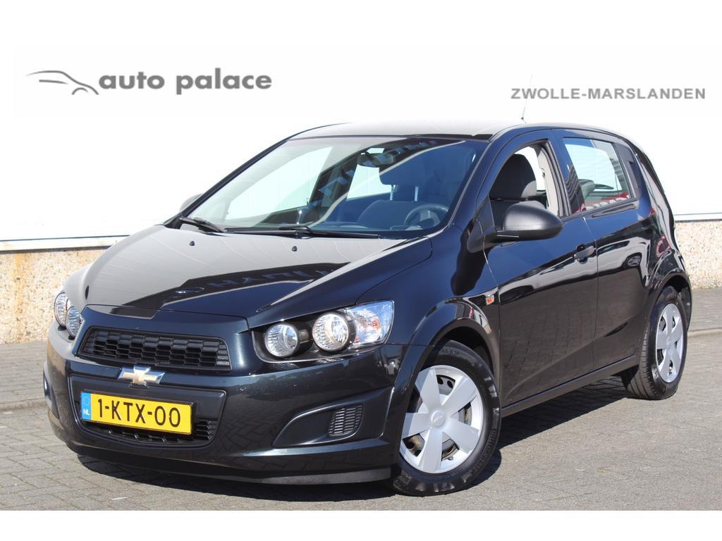 Chevrolet Aveo 1.2 86pk ls