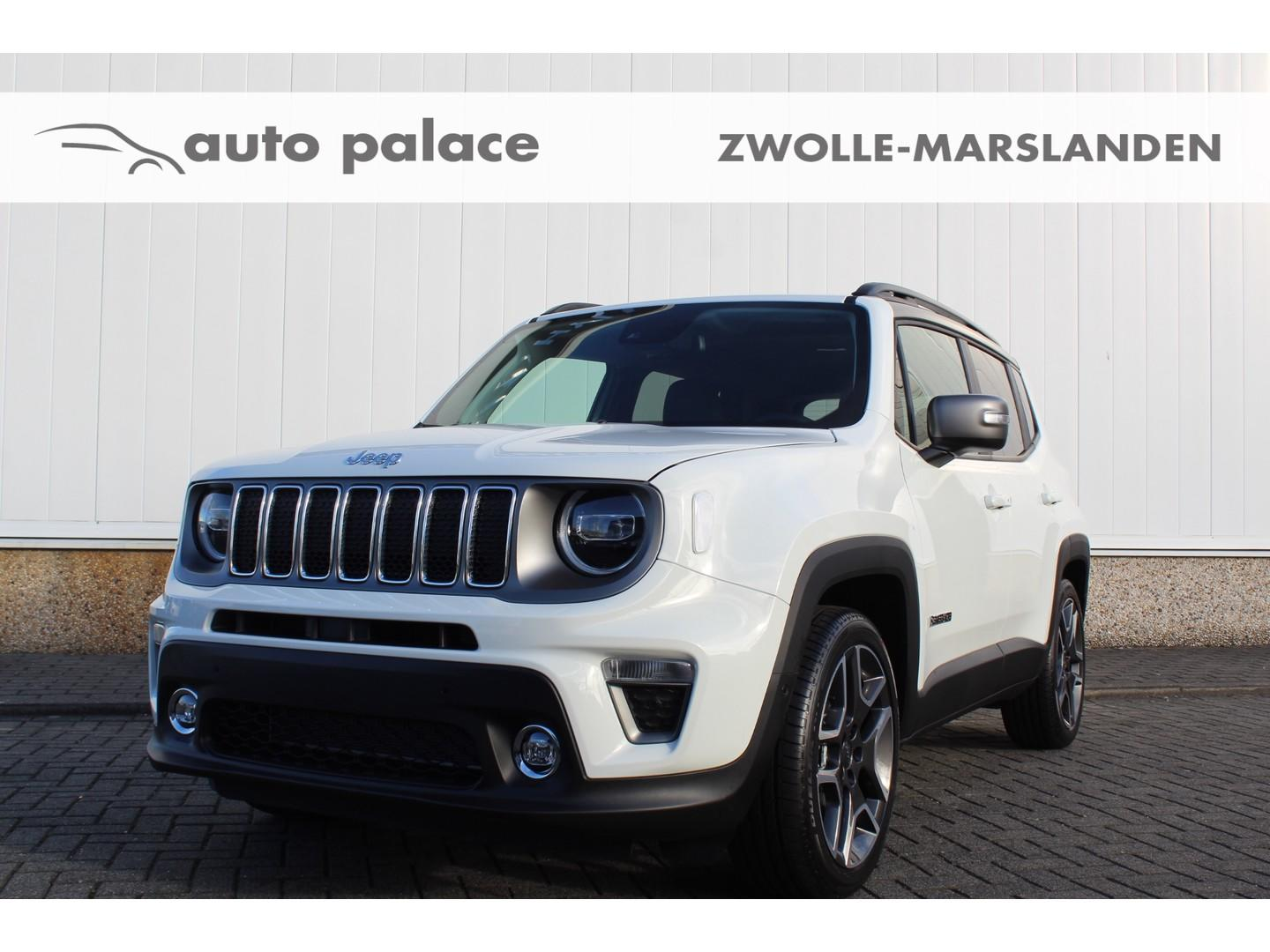Jeep Renegade 1.0t 120pk limited