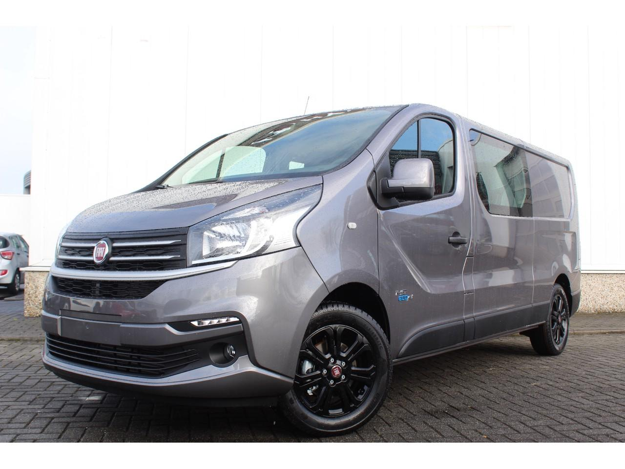 Fiat Talento Dubbel cabine sx l2h1 145pk.