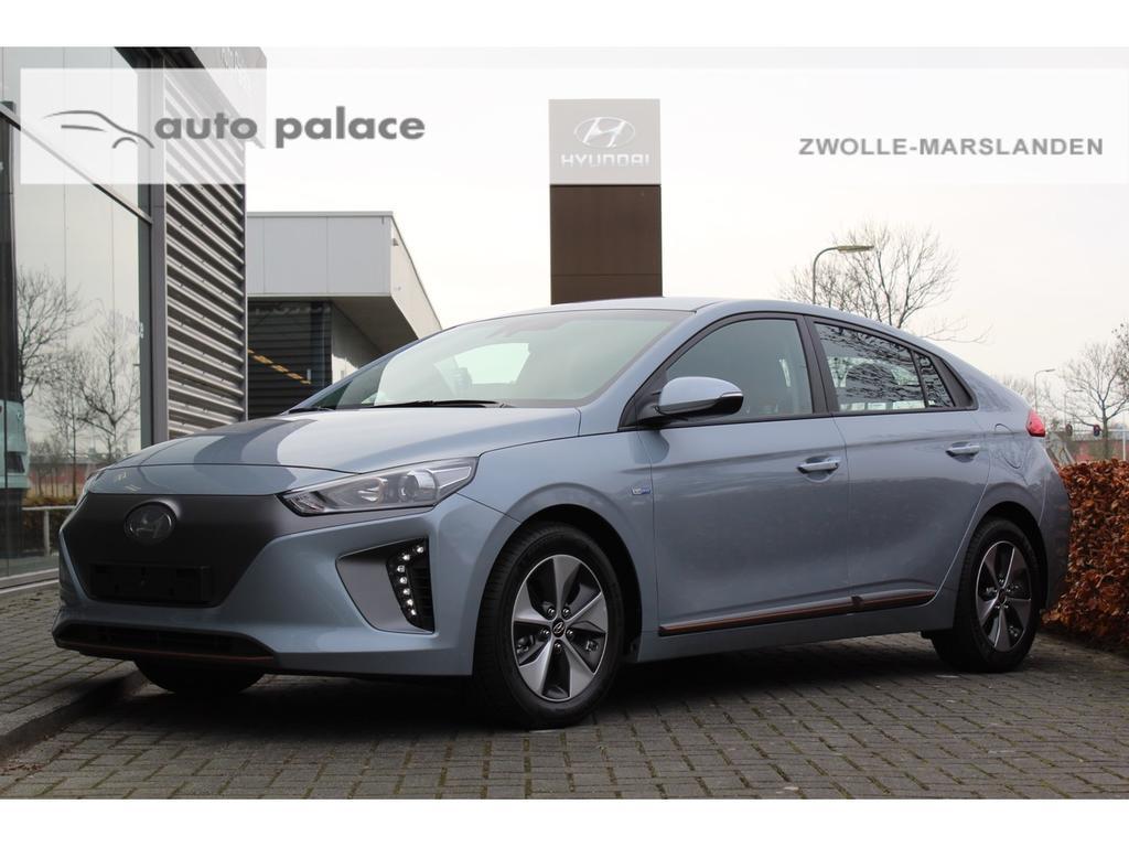 Hyundai Ioniq Ev comfort nieuw en rijklaar!