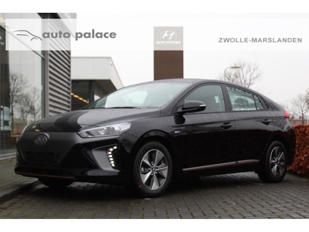 Hyundai Ioniq Ev comfort my18 nieuw en rijklaar!