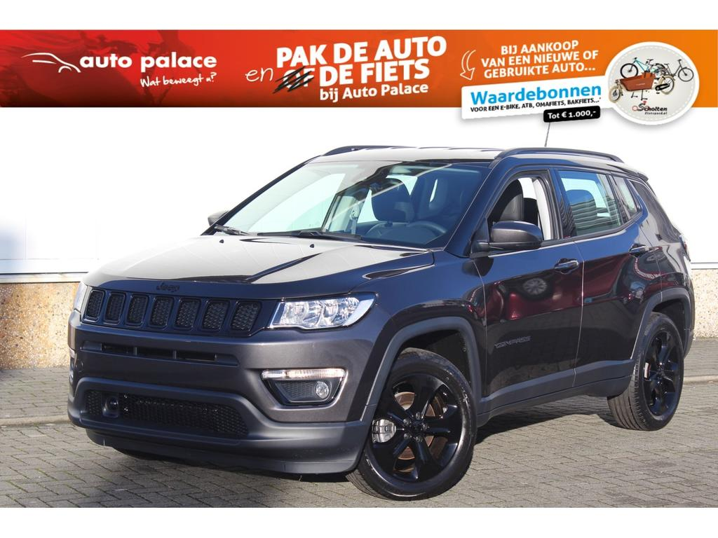 Jeep Compass 1.4 multiair 140pk night eagle