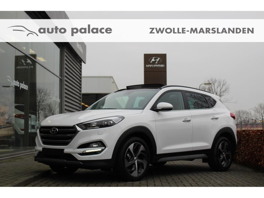 Hyundai Tucson 1.7 crdi hp automaat netto deal