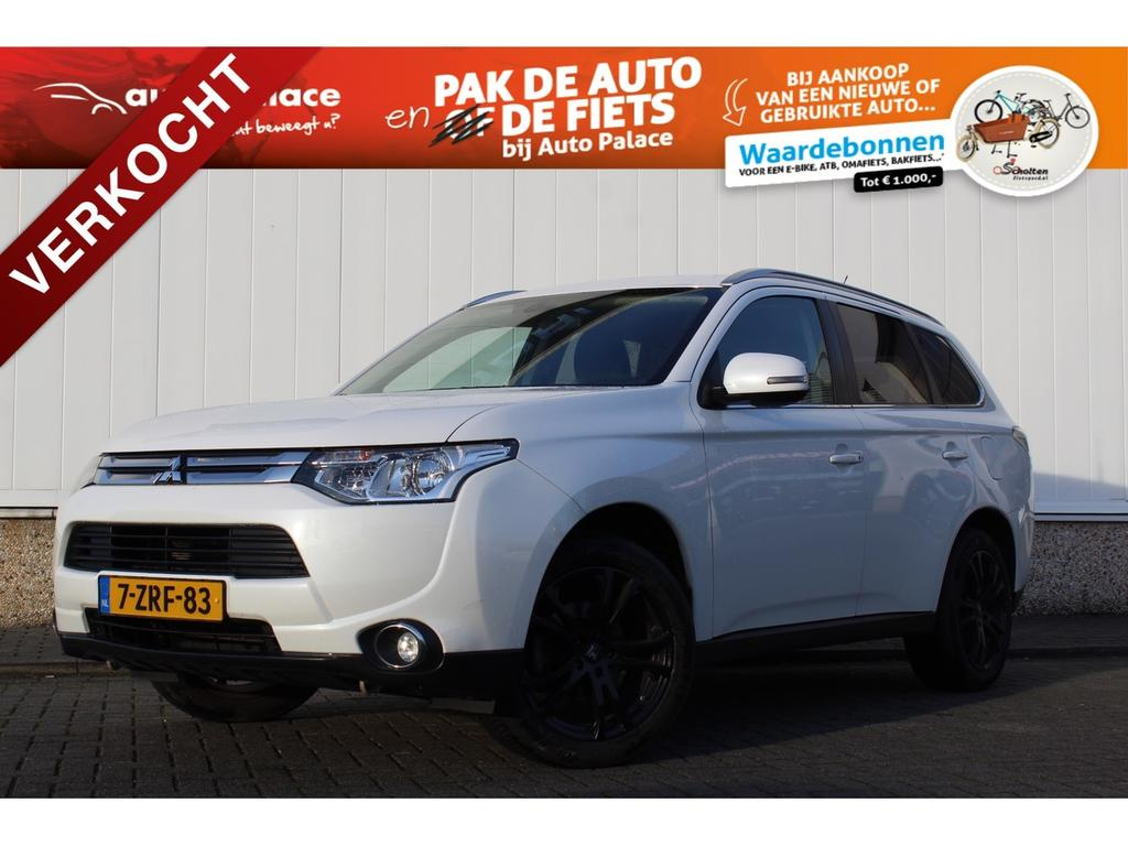 Mitsubishi Outlander 2.0 2wd automaat 7persoons business edition